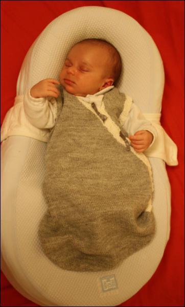 Bébé utilise la turbulette, mais qu'est-ce qu'une turbulette ?