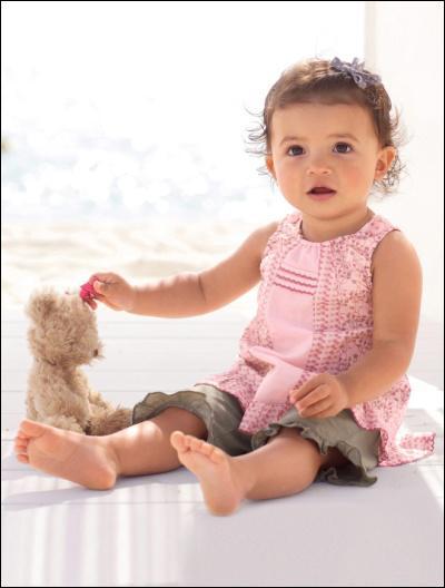 Bébé dispose d'une partie de son corps qui a déjà sa taille adulte, laquelle ?