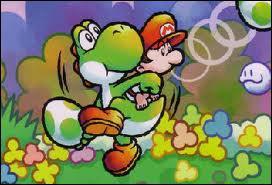 Dans Yoshi's Island DS, en combien de couleurs peut-on voir un Yoshi ?