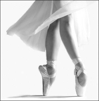Technique : Sur quoi est la danseuse ? (Par rapport aux pieds)