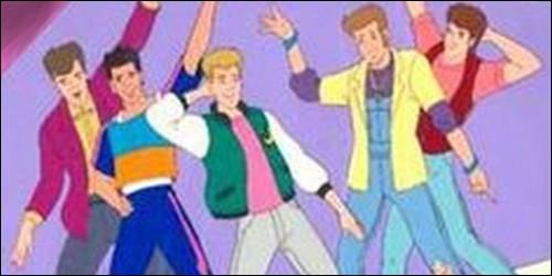 Ils se nomment Jonathan, Jordan, Joe, Donnie et Danny. Il sont :