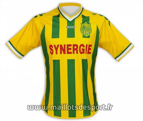 Maillots de foot de Clubs Européens (1)