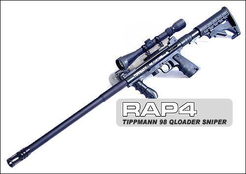 Quelle est l'arme favorite pour faire les flash scope ?