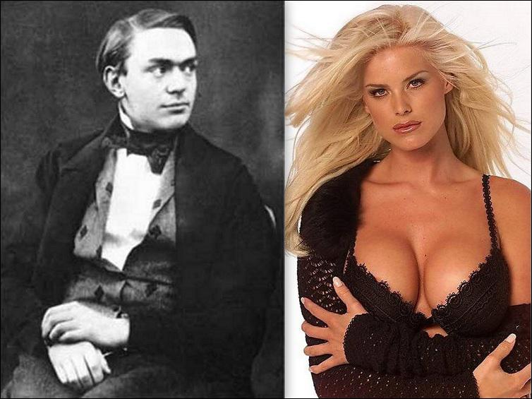 Malgré les apparences, Victoria Silvstedt et Alfred Nobel ont un point commun ! Ils sont tous deux... ?