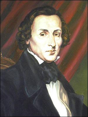 De quelle origine était le compositeur romantique Frédéric Chopin ?