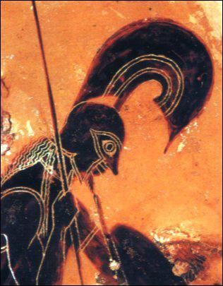 Fils de Zeus et de Héra, je suis associé à la guerre et à la destruction :