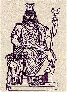 Frère de Zeus et de Poséidon, je règne sur le royaume des morts, qui suis-je ?