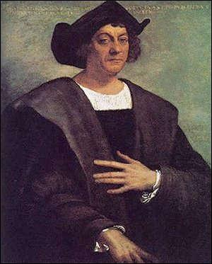 Où débarque Christophe Colomb à son arrivée en Amérique ?