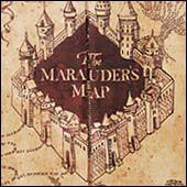 Quels sont les surnoms des créateurs de la carte du Maraudeur ?