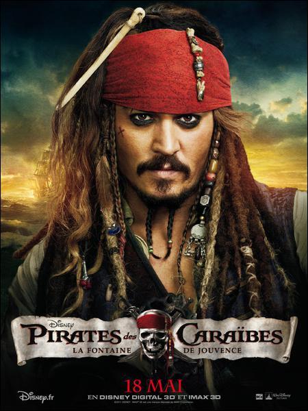 Au début du film, une personne est accusée d'être Jack Sparrow. C'est :