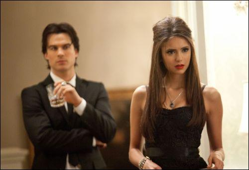Pour qui Katherine est-elle revenue ?