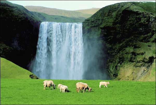 Avant cela l'Islande était-elle habitée ?