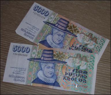 Quelle est la monnaie islandaise ?