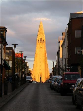 Quel décalage horaire y a-t-il entre Paris et la capitale islandaise ?