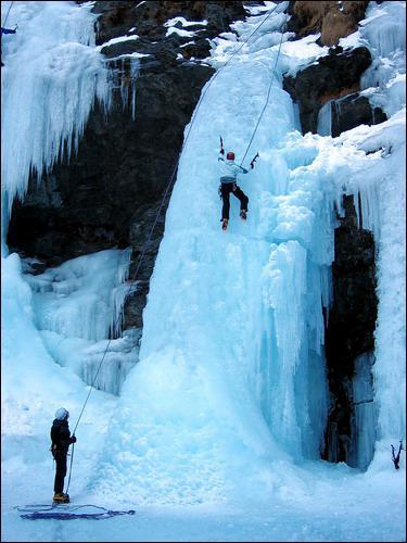 Quel(s) sport(s) extrême(s) est-il possible de faire en Islande ?
