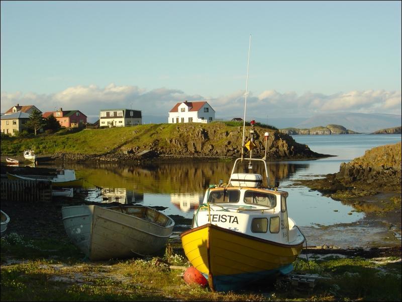 Que veut dire le mot 'Islande' ?