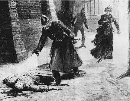 Quel est le surnom du célèbre tueur en série qui a tué des prostituées au XIXème siècle ?