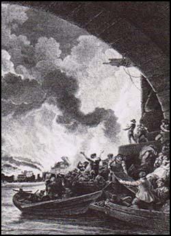 En 1666, Londres a été détruit par :