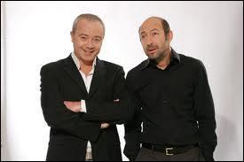Sur quelle chaîne de télévision, Kad et Olivier ont-ils présenté 'La Grosse Emission' ?