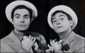 A quelle émission télévisée des années 60, Roger Pierre et Jean-Marc Thibault ont- ils participés ?