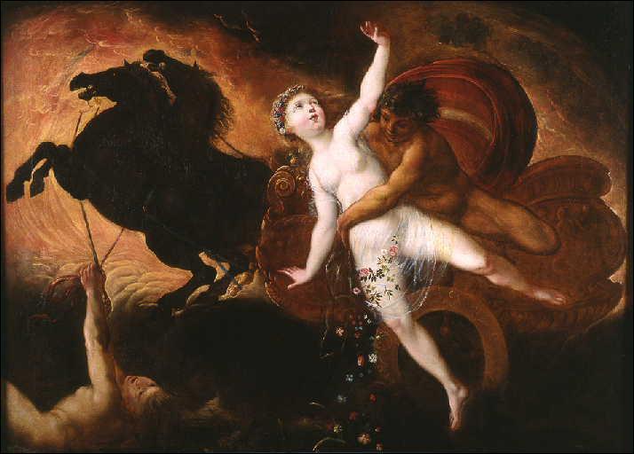 Pour quelle raison Aphrodite donna-t-elle l'ordre à Eros de décocher une flèche sur Hadès pour le rendre éperdument amoureux de Perséphone ?