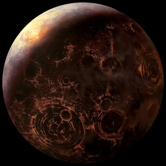 Si je vous dis Sénat, Temple Jedi, Planète-Ville, vous me dîtes ...