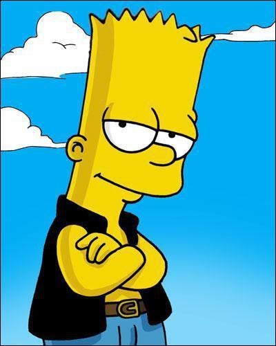 Lorsque Bart s'énerve contre quelqu'un, que lui dit-il ?