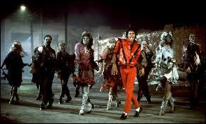 De quelle chanson (de Michael Jackson) est tirée cette photo d'un des clips de Michael Jackson ?