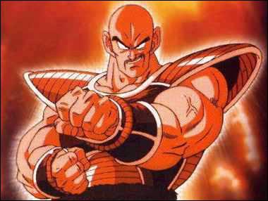 Qui tuera Nappa dans Dragon Ball Z ?