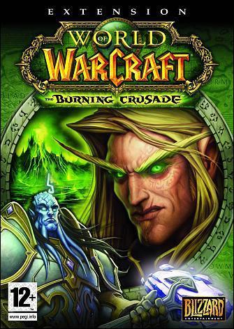 En quelle année est sortie la première extension ' Burning Crusade ' ?