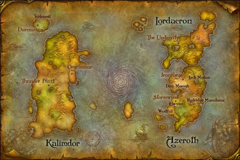 Comment s'appelle la région la plus au sud des Royaumes de l'Est ?