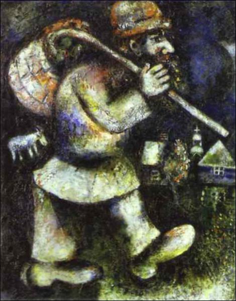 Qui aide alors Chagall ?