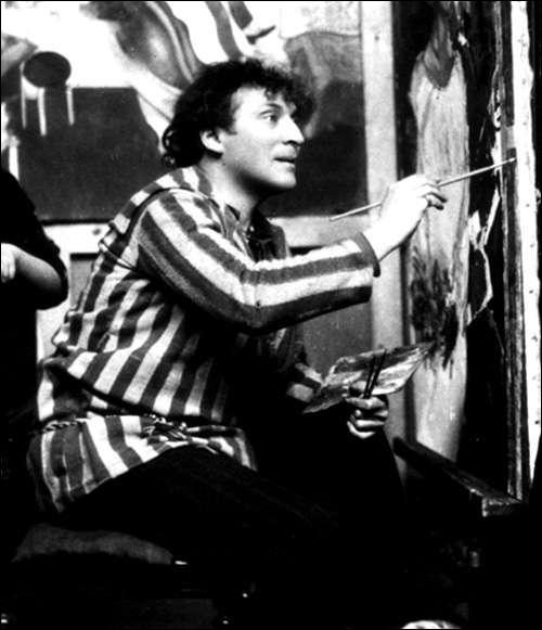Quels mouvements picturaux d'avant-garde l'inspirent ?