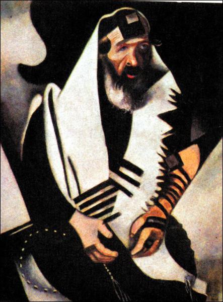 Quelle est la religion de Chagall ?