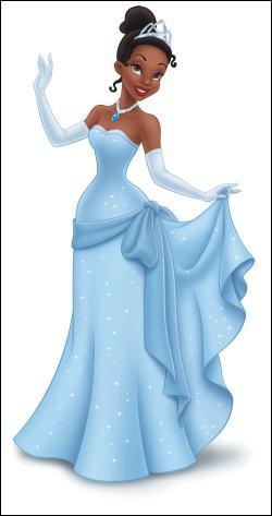 Comment s'appelle cette princesse ?