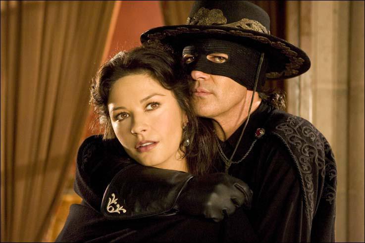 Comment s'appelle la femme de Zorro ?