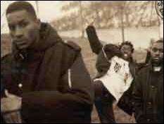 Groupe de hip hop français composé de Dany Dan, Melopheelo et Zoxea