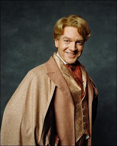 Albus Dumbledore a employé ... pour les cours de défense contre les forces du mal.