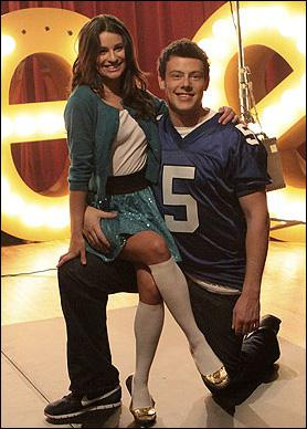 Comment appelle-t-on le couple Rachel / Finn ?