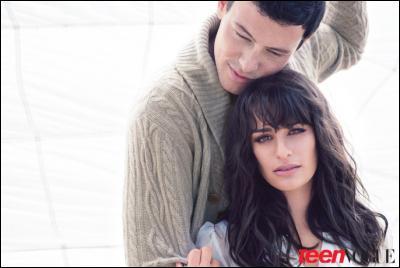 Que se passe t-il à la fin de la chanson ' Pretending ' entre Rachel et Finn ?