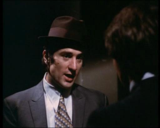 Parmi ces films avec De Niro, duquel est tiré cette photo ?