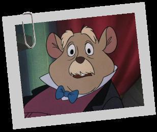 Qui est ce personnage de Basil détective privé ?