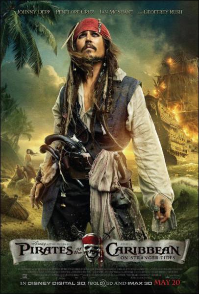 Où est Jack Sparrow au début du film ?