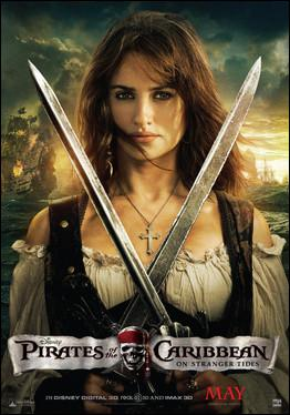 Qui se déguise en Jack Sparrow ?