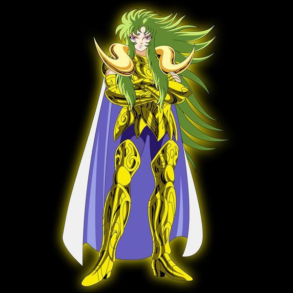 Qui est le chevalier d'or du Bélier ?