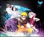 De quel démon Naruto Uzumaki est-il l'hôte dans le manga du même nom ?