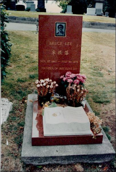 Comment est décédé Bruce Lee ?
