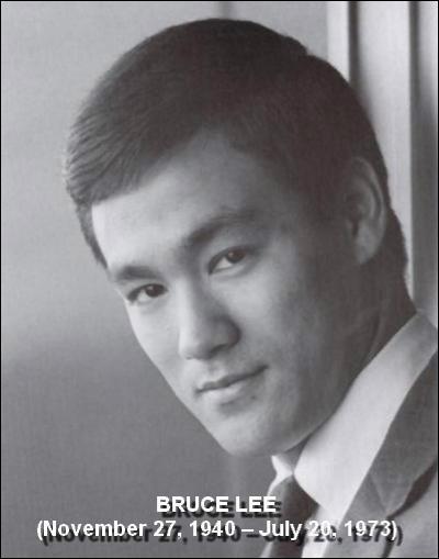 En quelle année Bruce Lee est-il né ?