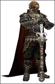 Quel est le nom de famille de Ganondorf ?
