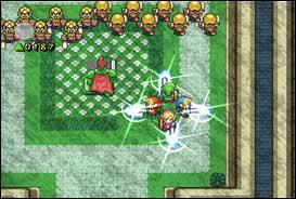 Laquelle de ces regions n'existe que dans un Zelda ?